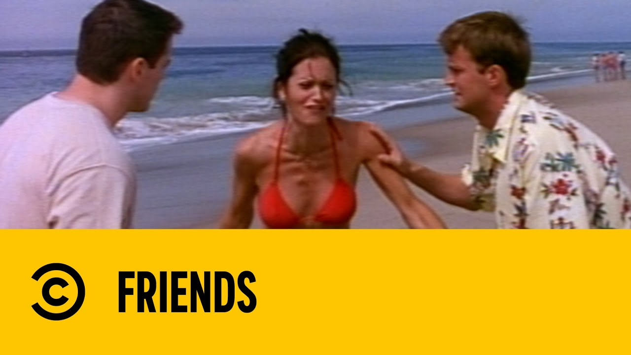 The One With The Jellyfish | Friends | Comedy Central UK