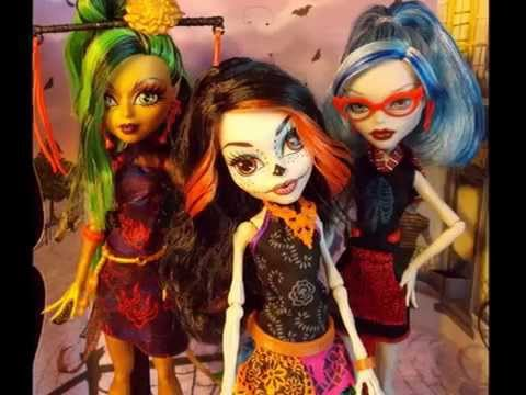 Monster High Doll Giveaway