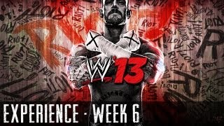 WWE 13: Experience - Week 6 - NEW No. 1 CONTENDER