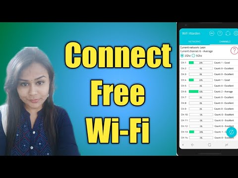 How To Connect Free WiFi