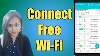 How to Connect Free WiFi screenshot 4