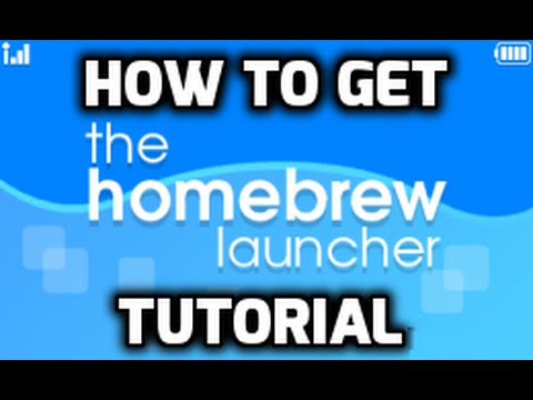 how to run homebrew on 3ds