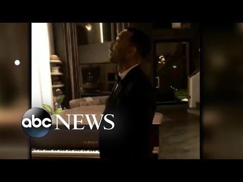 'Good Day' For John Legend And The Emmys!