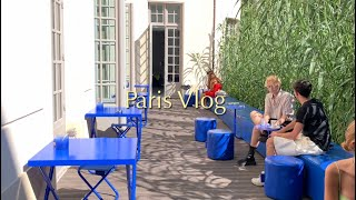Paris Vlog - 패션 회사 출근, 망고 가방 …