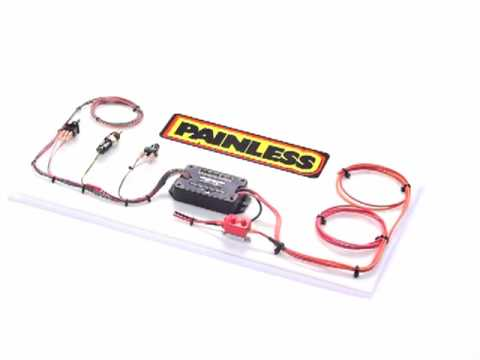 f5 dual fan controller from painless performance products id8186 rh youtube com painless wiring dual fan controller Painless Wiring Harness Diagram