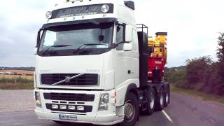 Mcnally's Crane hire And Lawler Heavy Haulage Ireland