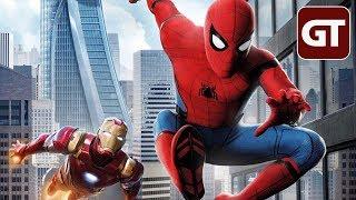 Thumbnail für Spider-Man: Homecoming - Film-Fazit: Superhelden, macht besser Schluss! - GT-Talk #51