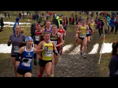 highlights-u20-womens-6k-2016-canadian-cross-country-championships