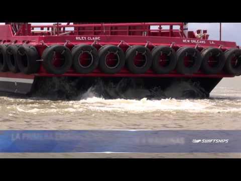 Swiftships 175' Fast Supply Vessel (FSV) - Commercial Work Horse (en Español)