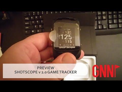 UNBOXING: ShotScope v. 2.0 golf performance tracking system