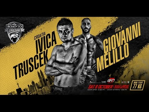 Road to Abu Dhabi 5: Truscek vs. Melillo