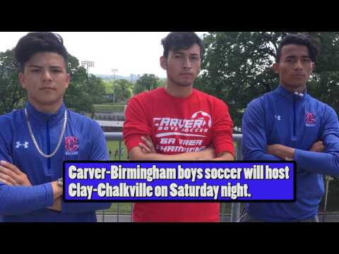 Carver-Birmingham soccer gets ready for the playoffs