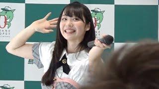 元AKB48 Team8 島根県代表・阿部芽唯さんの最初で最後となった地元ソロ...