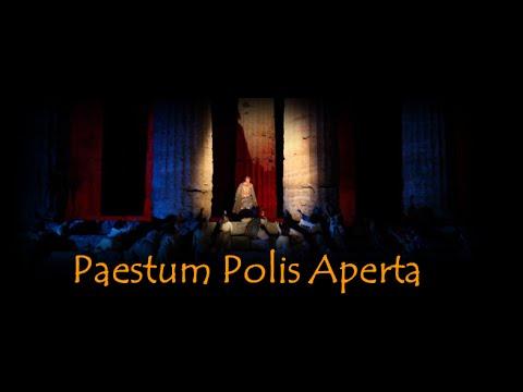 PAESTUM POLIS APERTA - Accademia Magna Graecia - 2016