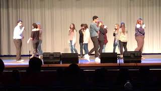 The luckiest| Ben Folds| Acapella cover by the Cuyahoga Falls m&ms