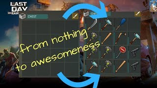Easiest way to farm melee weapons [Last Day on Earth:survival]
