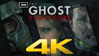 Resident Evil 2 The Ghost Survivors   4K/60fps Walkthrough Gameplay No Commentary