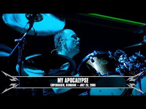 Metallica: My Apocalypse MetOnTour  Copenhagen, Denmark  2009