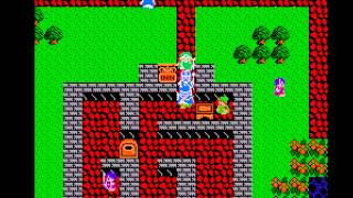 Dragon Warrior III - Vizzed.com GamePlay The end - User video