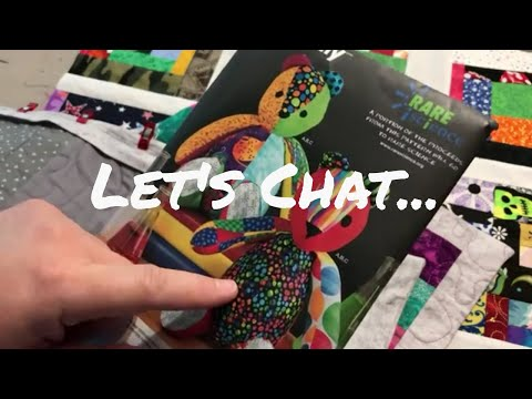 Let's Chat  about P.O. boxes, 5K giveaway, and Charity projects