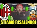 4  POSTO ancora POSSIBILE per il MILAN  SOGNATORI o ILLUSI   Cagliari   Milan 1 2