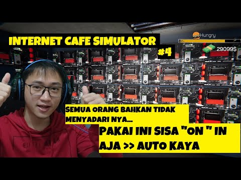 Internet Cafe Simulator – Bitcoin Miner #4