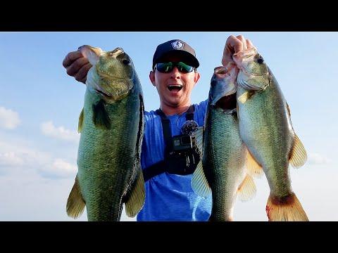 catching-big-bass-at-lake-seminole!