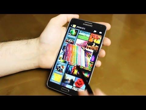 Samsung Galaxy Note 3 - recenzja, Mobzilla odc. 130