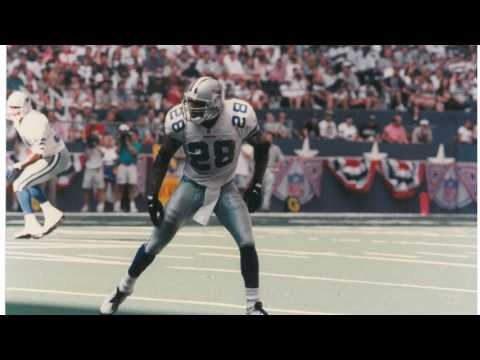 Darren Woodson 2017 TSHOF Interview with Jeff Power