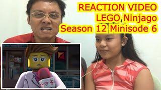 Reaction Video LEGO Ninjago Season 12 Original Shorts Minisode 6 Gayle Gossip A Closer Look