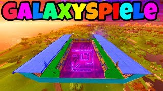 Fortnite GALAXY STADIUM SPIELE!