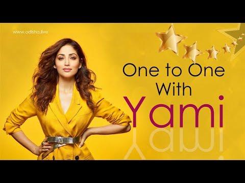Conversation With Gorgeous Yami Gautam, Indian Film Actress | OdishaLIVE Exclusive