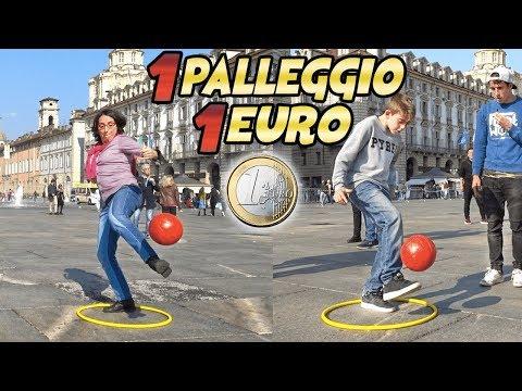 REGALIAMO 1€ per ogni PALLEGGIO che Riescono a Fare  !!