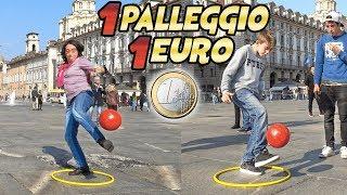 REGALIAMO 1€ per ogni PALLEGGIO che Riescono a Fare  !! thumbnail