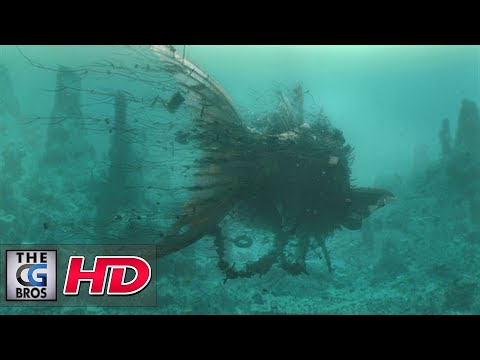 "CGI VFX Breakdowns : ""Jonah"" by Factory Fifteen"