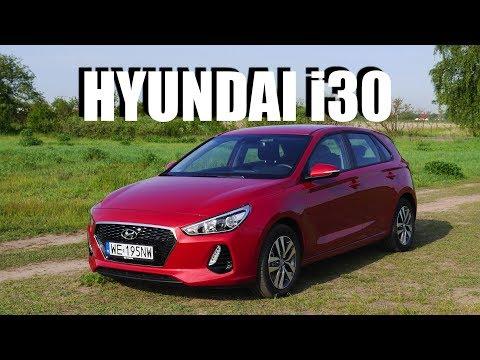 Hyundai i30 2017 (PL) - test i jazda próbna
