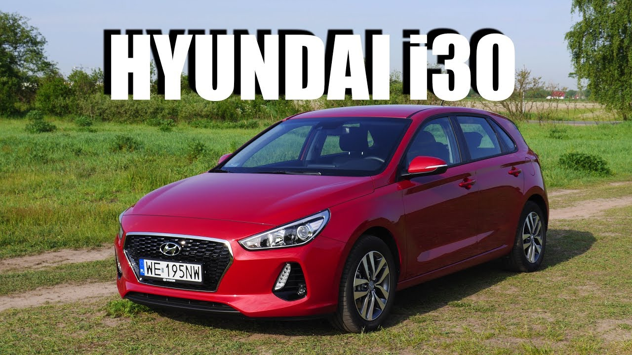 hyundai i30 2017 pl test i jazda pr bna youtube. Black Bedroom Furniture Sets. Home Design Ideas