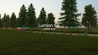Animacion jeep 3d max - lumion…