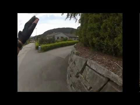 HUSNES Parkour (Gopro test 1)