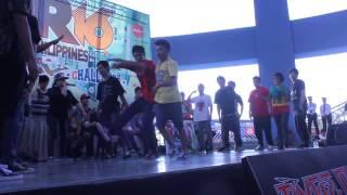 R16 Philippines 2014 | Top 8 Qualifiers | Cash Crew vs Critical Breakdown