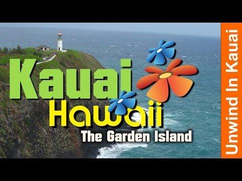 Kauai Hawaii Island Video - What To Do In Kauai