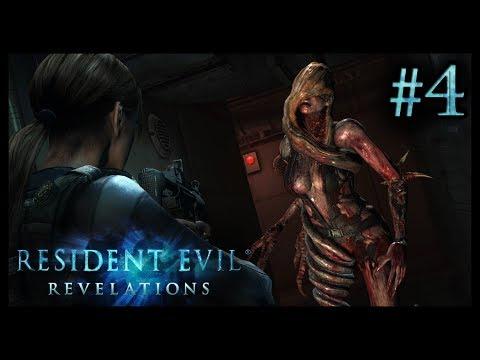 LE ZOMBIE LE PLUS SEXY DU MONDE 🔞 (Resident Evil : Revelations #4)