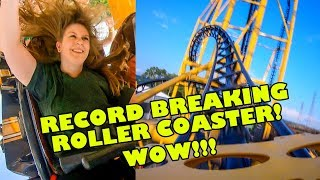Steel Curtain Roller Coaster! Multi Angle POV! MOST Inversions in N. America! Kennywood 2019