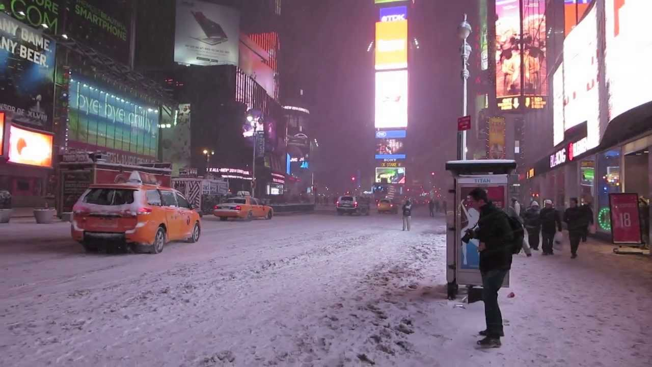 New Years Eve Times Square 2014