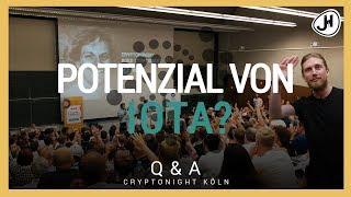 Welches Potenzial hat IOTA? - unsere Meinung  | Cryptonight Köln mit Sarazar