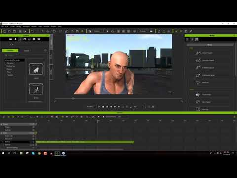 [Webinar] Creating an Action Movie Sequence with iClone 7_JAN 10, 2018