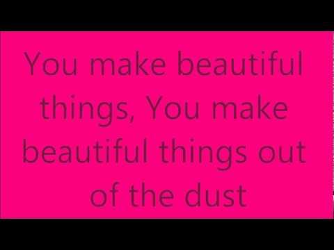 Beautiful Things - Gungor Lyrics
