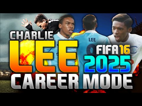 FIFA 16 | CHARLIE LEE IN 2025!!! NIKE 'THE SWITCH' CAREER MODE!!!