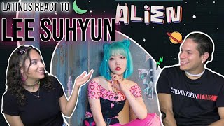 Download lagu Latinos react to LEE SUHYUN - 'ALIEN' M/V | REACTION