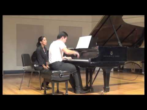 James Wu: Variations No  1 for solo piano